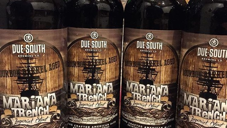 Mariana Trench Imperial Stout,