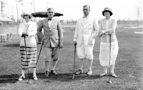 Golfers_at_the_Miami_Biltmore_Golf_Club_